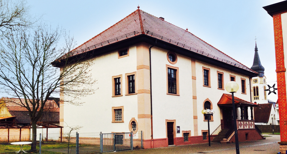Point Neulussheim Aussenansicht
